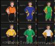 Детская футбольная форма,  пошив футбольной формы для детей