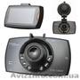 G30 Видеорегистратор автомобильный мини LCD 2.7