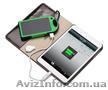 Солнечная батарея панель зарядное устройство двойное USB 5000 мАч Противоударная