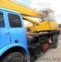 Продаем автокран КС-3577-3-1 Ивановец, 14 тонн, МАЗ 5334, 1990 г.в. - Изображение #3, Объявление #1560638