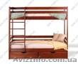 Кровати детские натуральное дерево массив ольха отличное качество от производите - Изображение #3, Объявление #373167