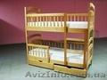 Детская двухъярусная кровать Карина Люкс от производителя., Объявление #1562374