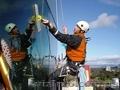 Услуги альпинистов-высотников. Выполним заказы повышенной опасности.