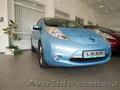 Электромобиль Nissan Leaf SL+