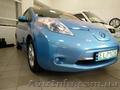 Nissan Leaf SV голубого цвета, Объявление #1587552