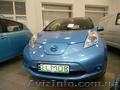 Nissan Leaf SV голубого цвета - Изображение #2, Объявление #1587552