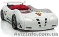 """Детская кровать в виде автомобиля """"Extra turbo power"""" + подарок - Изображение #4, Объявление #1592033"""