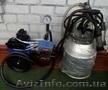 Доильный аппарат АИД 1 «Комби»,  масляный,  тихий