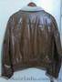 Куртка короткая, кожа, натуральных мех. Размер 48 - Изображение #3, Объявление #1595303