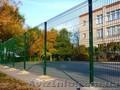 Секционное ограждение панельного типа купить в Киеве