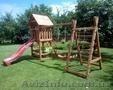 """Детский комплекс """"Антошка"""" деревянный - Изображение #2, Объявление #1604343"""