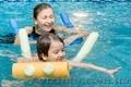 Грудничковое плавание в Центре обучения плаванию.