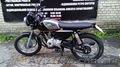 Восстановление мотоцикла после ДТП