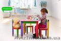 Детский столик без пенала 60см на 40см Карандаши - Изображение #7, Объявление #1604346