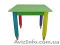 Детский столик без пенала 60см на 40см Карандаши - Изображение #2, Объявление #1604346