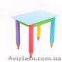 Детский столик без пенала 60см на 40см Карандаши - Изображение #8, Объявление #1604346