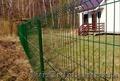 Забор секционный 3D «РУБЕЖ» для дачи из сварной проволоки Ø=4мм