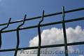 Сварной забор из сетки для дачи «РУБЕЖ» 3D с полимерным покрытием купить - Изображение #2, Объявление #1605127