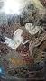 Большая ваза с крышкой.1м.14см.Гончарная работа(глина).Ручная роспись. - Изображение #5, Объявление #1604905