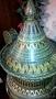 Большая ваза с крышкой.1м.14см.Гончарная работа(глина).Ручная роспись. - Изображение #3, Объявление #1604905