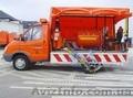 Машина дорожной разметки Шмель 11А, Объявление #1604718