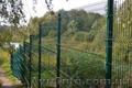 Сварной забор из сетки для дачи «РУБЕЖ» 3D с полимерным покрытием купить - Изображение #5, Объявление #1605127