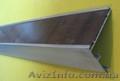 Карниз алюмінієвий,  7.5х5.5 см,  довжина 228 см