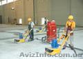 Шлифовка бетонного пола, ремонт промышленных полов, Объявление #1609411