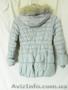Пальто зимнее для девочки-подростка р.146(холлофайбер) б/у - Изображение #2, Объявление #1606360