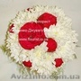Свадебный букет дублер из живых цветов, Объявление #1614527