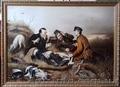 """Картина В.Г.Перова """"Охотники на привале"""", Объявление #1617332"""