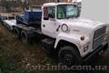 Продаем седельный тягач FORD L9000, 1996 г.в. с полуприцепом-платформой Lowboy - Изображение #2, Объявление #1618638