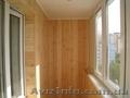 Окна балконы лоджии (вынос, обшивка, утепление) Французские балконы. - Изображение #10, Объявление #1498019