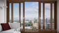 Раздвижные пластиковые двери и окна по доступной цене. - Изображение #4, Объявление #1617955