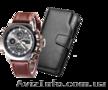 Часы AMST и клатч Baellerry в подарок