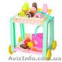 Детский домик Smoby с летней кухней 127cм + тележка с мороженным - Изображение #3, Объявление #1622126