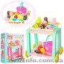 Детский домик Smoby с летней кухней 127cм + тележка с мороженным - Изображение #2, Объявление #1622126