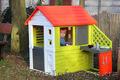 Детский домик Smoby с летней кухней 127cм + тележка с мороженным - Изображение #4, Объявление #1622126