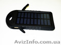 Power Bank 20000 mAh на солнечной батареях