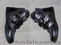 Ботинки серебристые 35-36 размер (22,5см.) - Изображение #3, Объявление #1625285