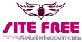 Создание сайтов в студии SiteFree
