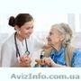Вакансия - Требуется сиделка-медсестра,  Киев