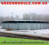 Цистерна для жидкости,  воды и удобрений КАС Грин Модуль