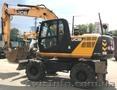 Продаем колесный экскаватор JCB JC 160W, 0,85 м3, 2012 г.в.  - Изображение #2, Объявление #1640793