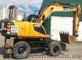 Продаем колесный экскаватор JCB JC 160W, 0,85 м3, 2012 г.в.  - Изображение #3, Объявление #1640793
