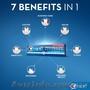 Лечебная зубн паста с бережным отбеливанием Crest Pro-Health 144гр-USA - Изображение #3, Объявление #1162315