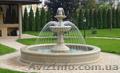Производство фонтанов на заказ,  художественные фонтаны