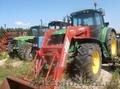 Продаем колесный трактор JOHN DEERE 6920S PREMIUM, с ковшом 1,0 м3, 2004 г.в. - Изображение #4, Объявление #1641023