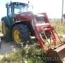 Продаем колесный трактор JOHN DEERE 6920S PREMIUM, с ковшом 1,0 м3, 2004 г.в. - Изображение #5, Объявление #1641023
