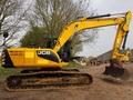 Продаем гусеничный экскаватор JCB JS 220 LC,  1, 34 м3,  2012 г.в.